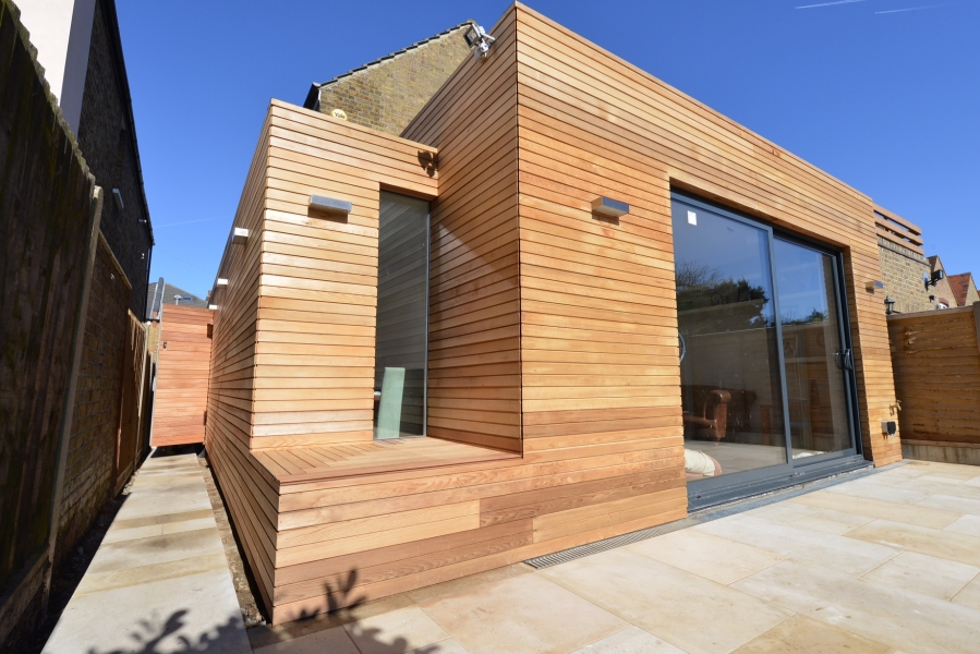 Western Red Cedar 18 x 144mm Channel Groove ST10