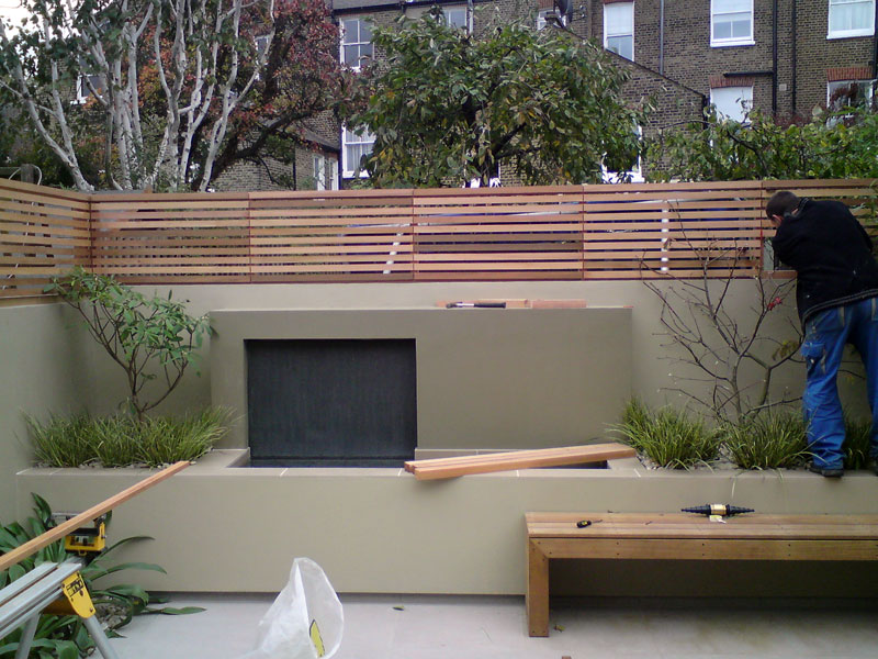 Western Red Cedar 20 x 70mm P.A.R. screen