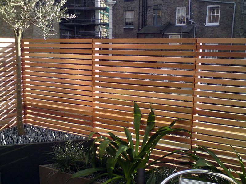 Western Red Cedar 20 x 70mm P.A.R. screen