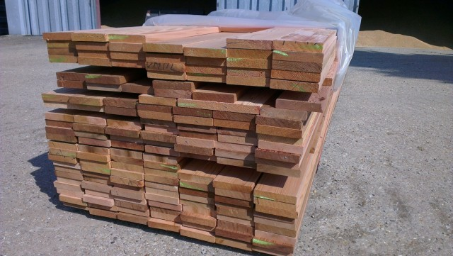 Name for 2 4 metre decking boards