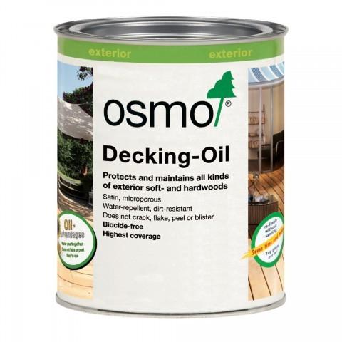 Osmo 006 Bankirai Decking Oil