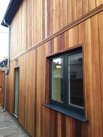Western Red Cedar Channel Groove ST6