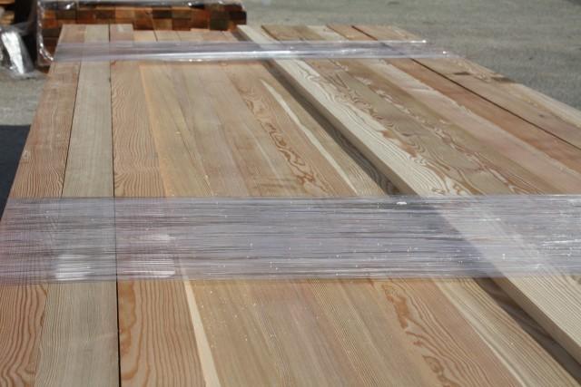 Siberian Larch 20 x 70mm P.A.R. Fencing