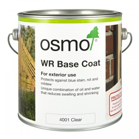 Osmo 4001 WR Base Coat Clear