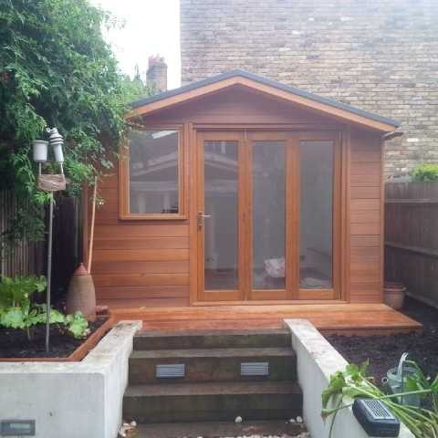Western Red Cedar 18 x 144mm T.G.V. ST1