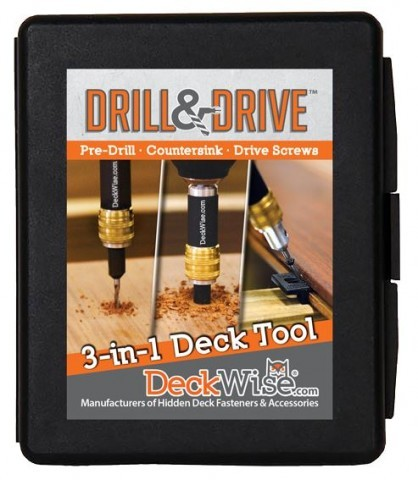 Deckwise Drill & Drive