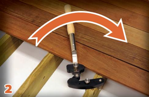 Deckwise Hardwood Wrench
