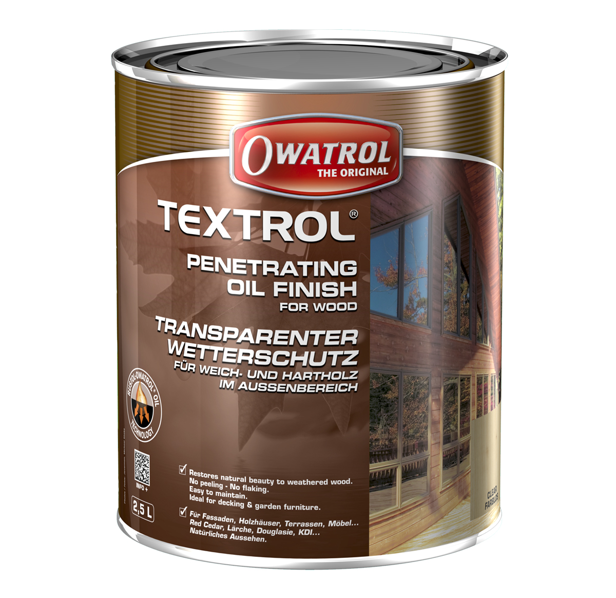 Textrol clear