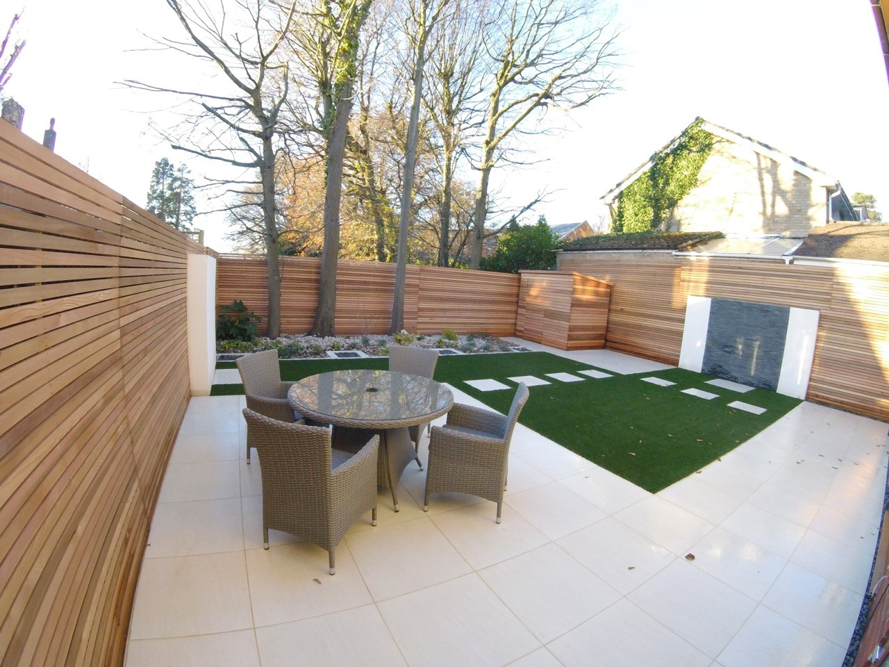 Decking for fences, roofs and walls 51