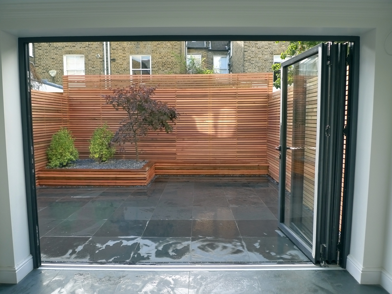 Western red cedar p a r mm fencing