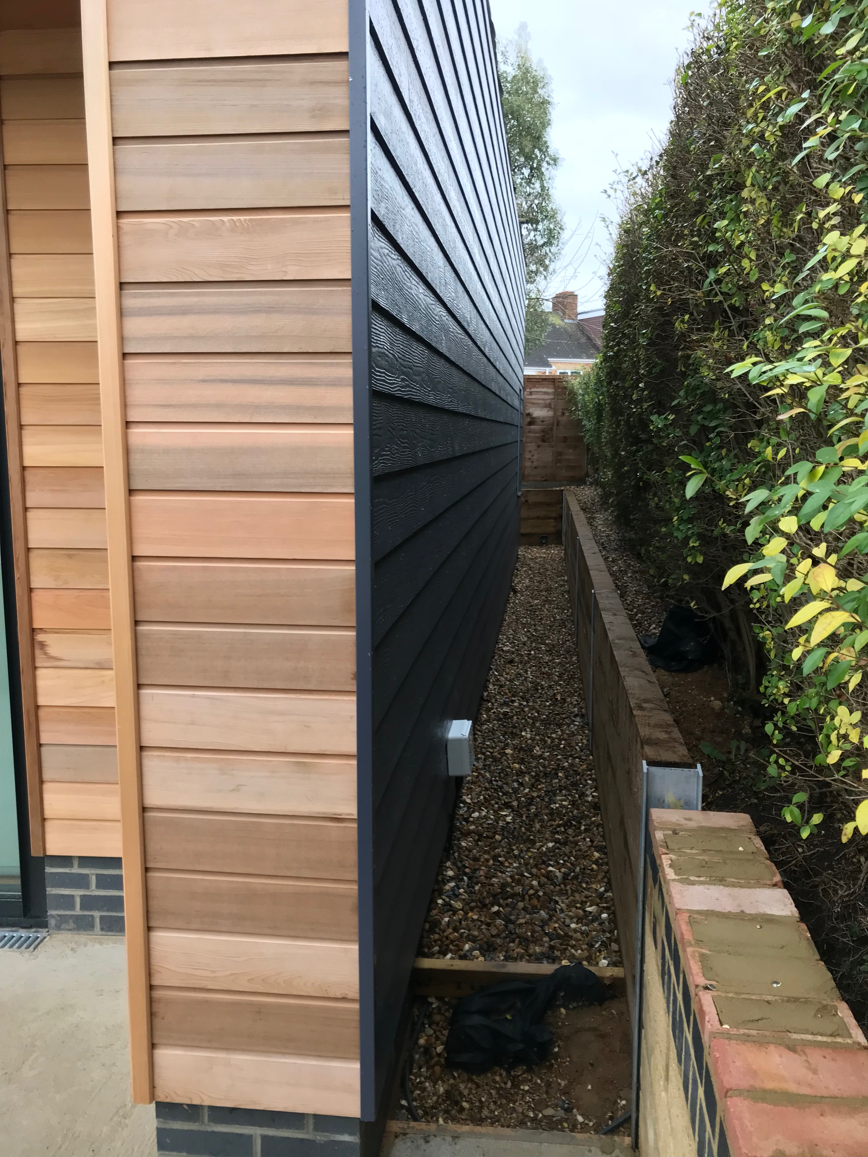 Western Red Cedar Channel Groove St10 Southgate Timber