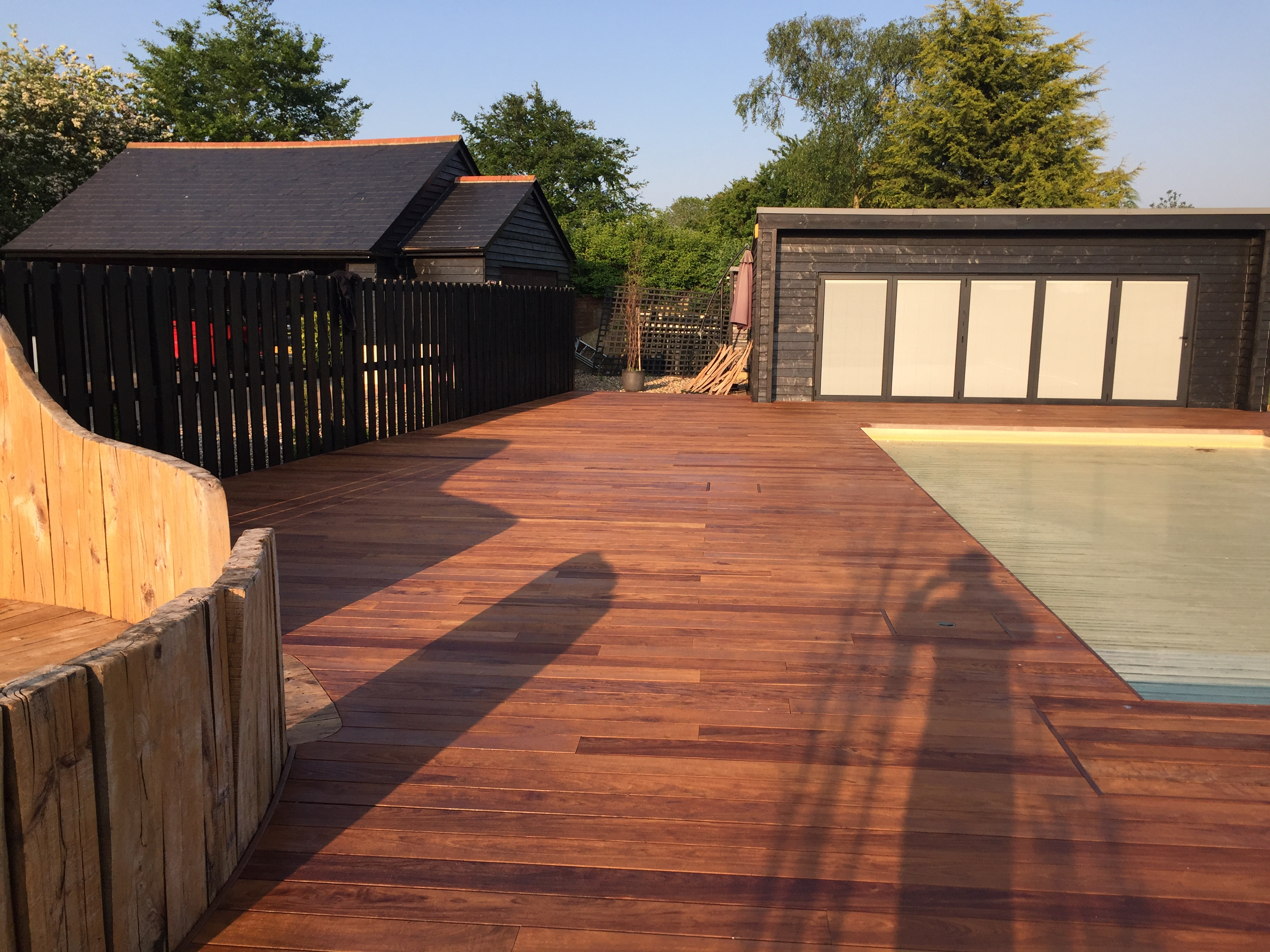 Ipe 21 X 145mm Smooth 2 Sides Southgate Timber
