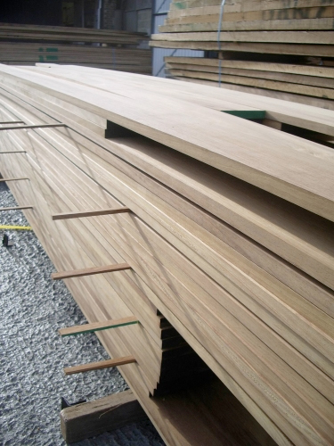 20 Timber Decking Designs That Can Append Beauty Of Your: Iroko 20 X 140mm Smooth Double